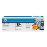 HP Black Toner 35A [CB435A] - Toner Printer HP